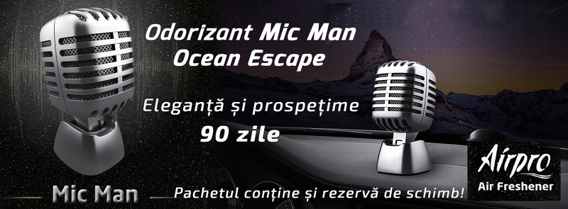 Odorizant Mic Man - Ocean Escape