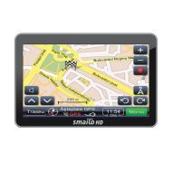 GPS auto Smailo HD 5.0 No Map