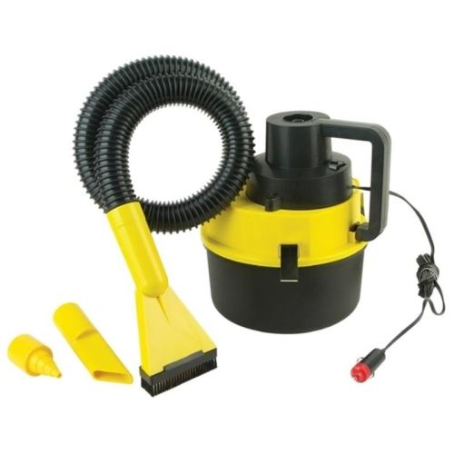 Aspirator auto Turbo RoGroup, 12 V, 90 W