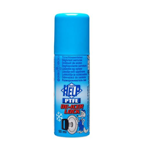 Spray dezghetat incuietori Super Help, 50 ml