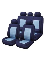 Huse Scaune Auto Mitsubishi Space Runner - RoGroup Blue Jeans 9 Bucati