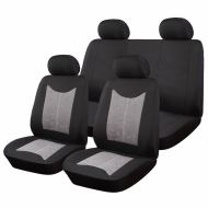Huse Scaune Auto Ford Fusion - RoGroup Sueden-Polyester 9 Bucati
