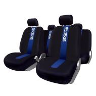 Huse Scaune Auto Rover Streetwise - Sparco Blue Spider 11 Buc